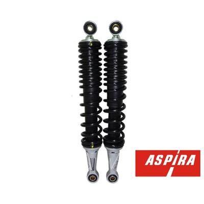 Αμορτισέρ οπίσθιο μαύρο ελατήριο ASPIRA HONDA ANF i INNOVA 125