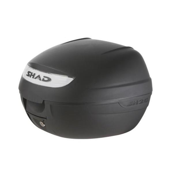 Μπαγκαζιέρα μοτοσυκλέτας SHAD Μαύρη 26 LT