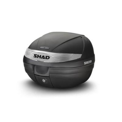 Μπαγκαζιέρα μοτοσυκλέτας SHAD Μαύρη 29 LT
