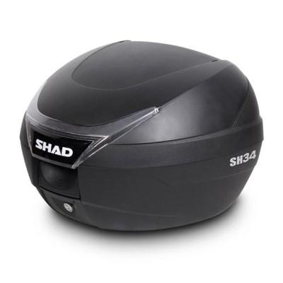 Μπαγκαζιέρα μοτοσυκλέτας SHAD Μαύρη 34 LT
