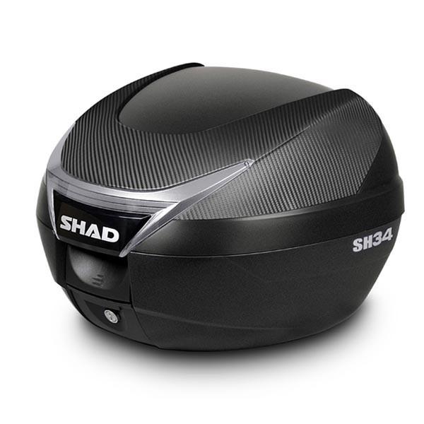 Μπαγκαζιέρα μοτοσυκλέτας SHAD Carbon 34 LT
