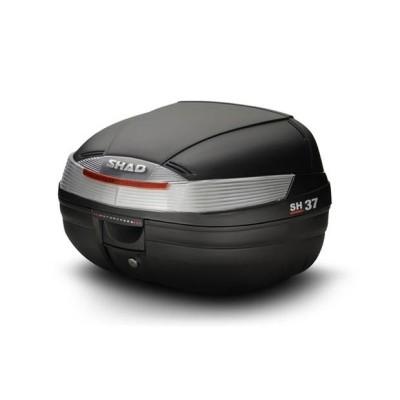 Μπαγκαζιέρα μοτοσυκλέτας SHAD Μαύρη 37 LT