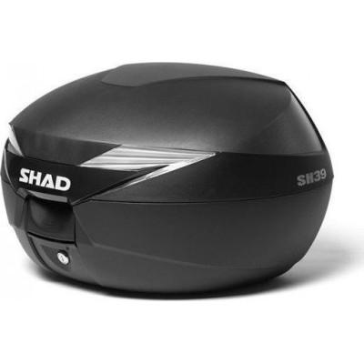 Μπαγκαζιέρα μοτοσυκλέτας SHAD Μαύρη 39 LT