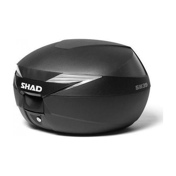 Μπαγκαζιέρα μοτοσυκλέτας SHAD SH39 Μαύρη 39 LT