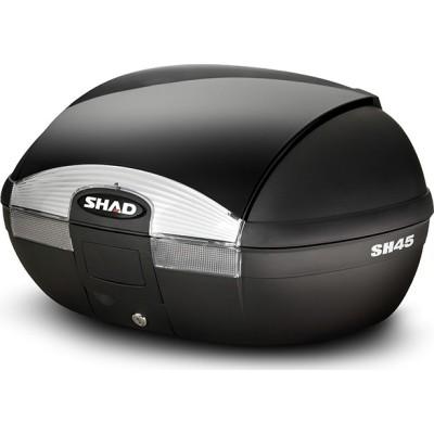 Μπαγκαζιέρα μοτοσυκλέτας SHAD Μαύρη 45LT