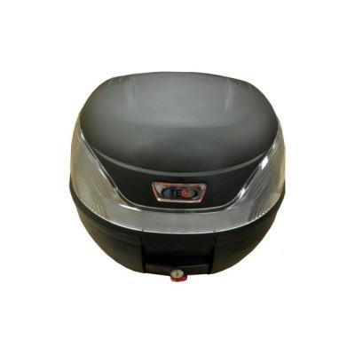 Μπαγκαζιέρα μοτοσυκλέτας TEC Μαύρη 32 LT