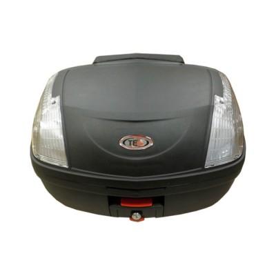 Μπαγκαζιέρα μοτοσυκλέτας TEC Μαύρη 46 LT