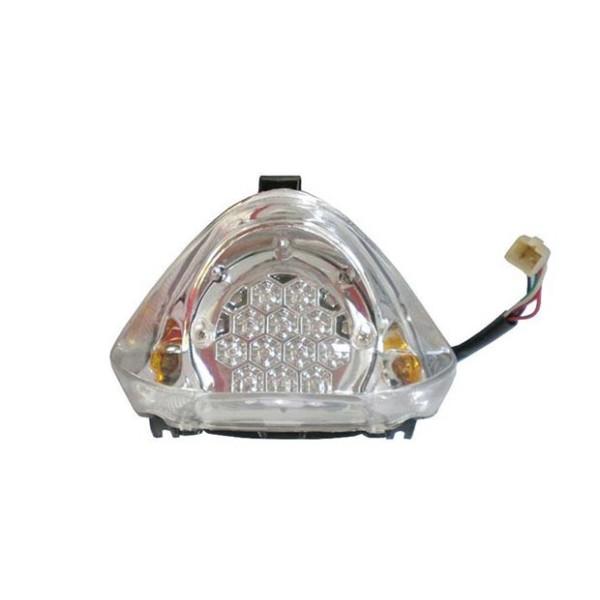 Φανάρι οπίσθιο με φλας LED ROC YAMAHA CRYPTON X 135