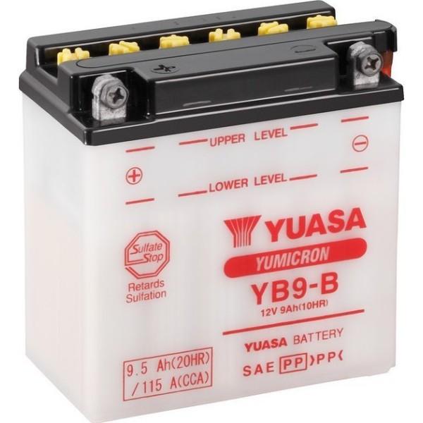 Μπαταριά YUASA YB9-B