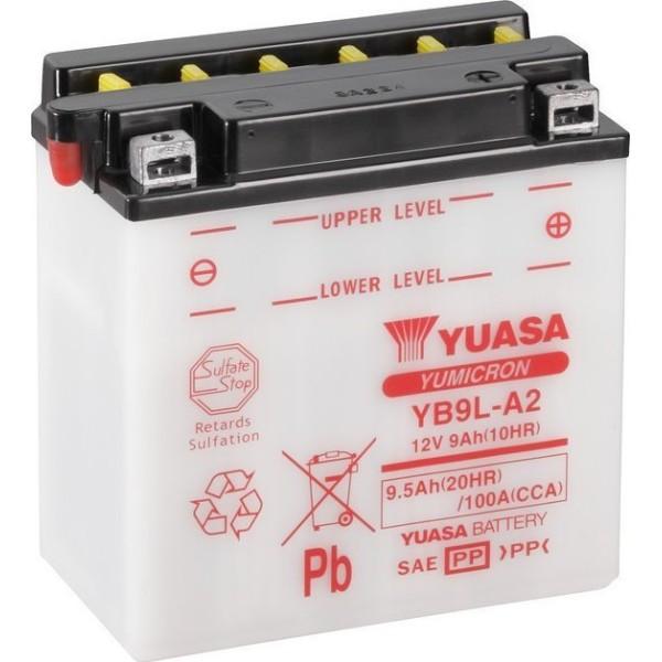 Μπαταριά YUASA YB9L-A2