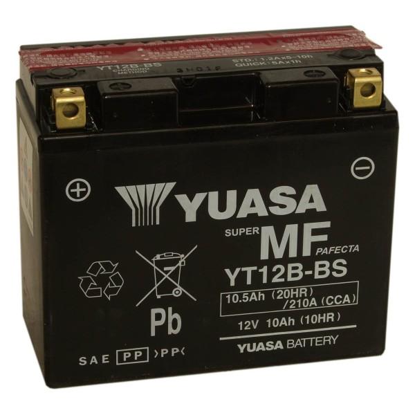 Μπαταρία με υγρά YUASA YT12B-BS
