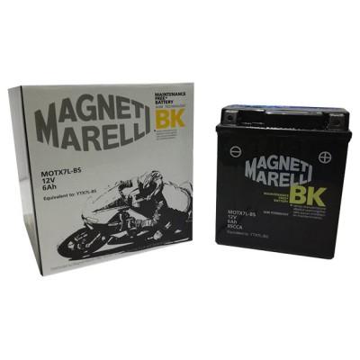Μπαταριά με υγρά MAGNETI-MARELLI YTX7L-BS