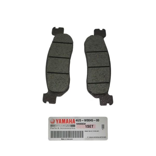Τακάκια εμπρόσθια YAMAHA CRYPTON R 115