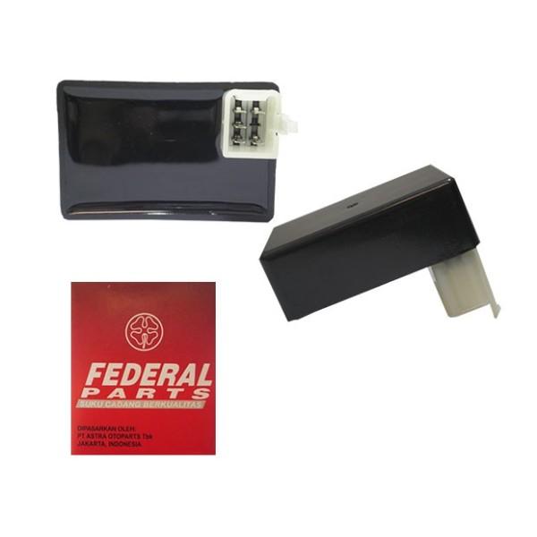 Ηλεκτρονική CDI FEDERAL HONDA ASTREA GRAND 100