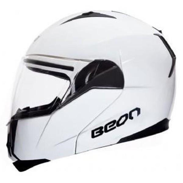 Κράνος Λευκό BEON B-700
