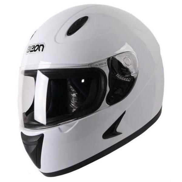 Κράνος Λευκό BEON G-308