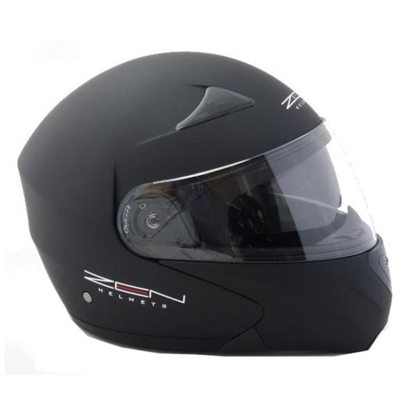 Κράνος Μαύρο ματ ZEN ZN-301
