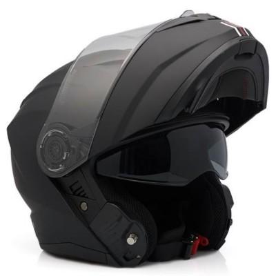 Κράνος Μαύρο ματ ZEN ZN-908