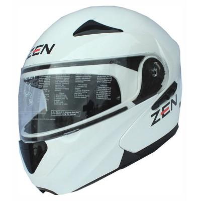 Κράνος Λευκό ZEN ZN-91