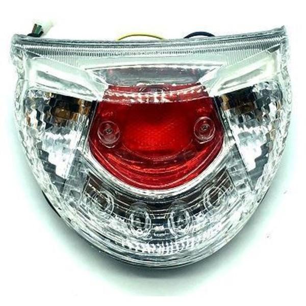 Φανάρι οπίσθιο με φλας LED ROC YAMAHA CRYPTON R 115
