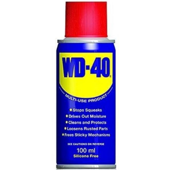 Αντισκουριακό WD-40 100ML