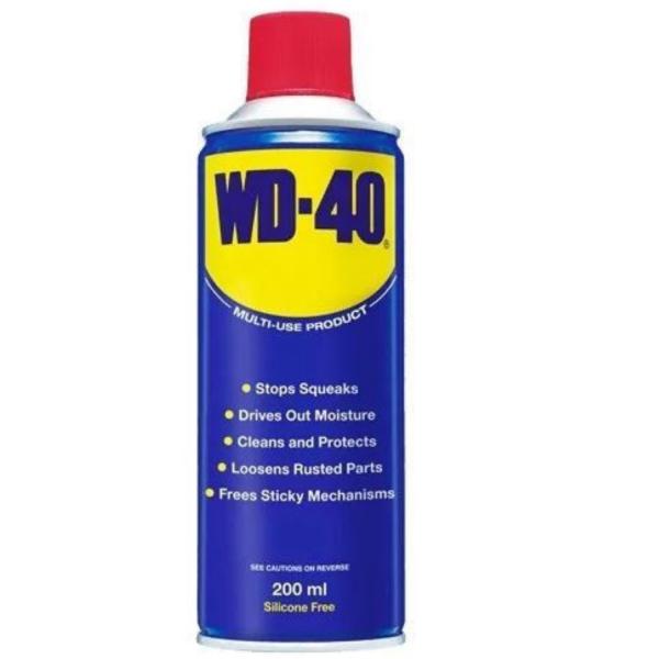Αντισκουριακό WD-40 200ML