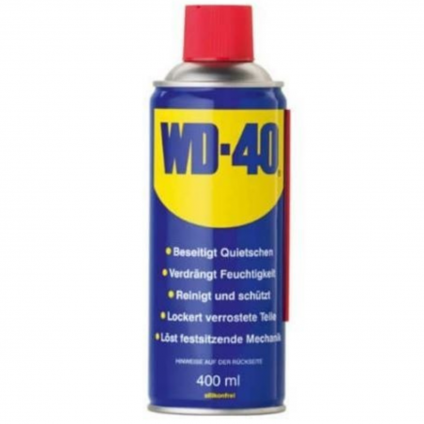 Αντισκουριακό WD-40 400ML