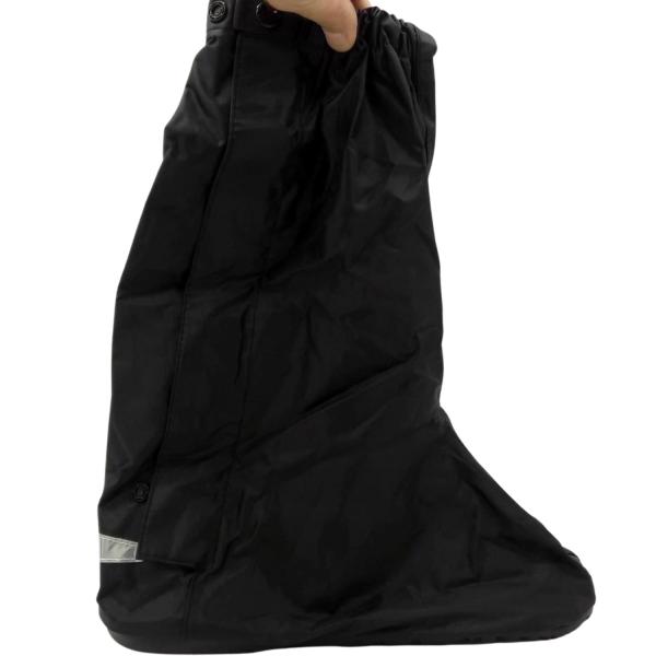 Αδιάβροχες γκέτες L No 41-42 μαύρες WINGER