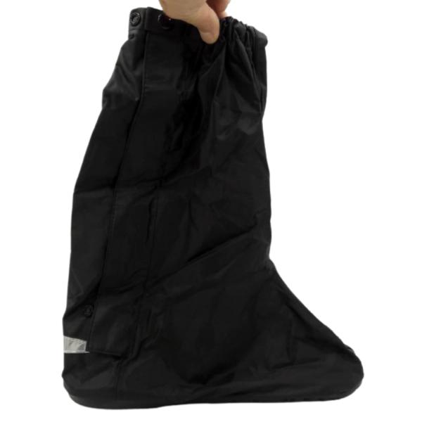 Αδιάβροχες γκέτες με Σκληρή Σόλα 3XL 46-47 μαύρες WINGER