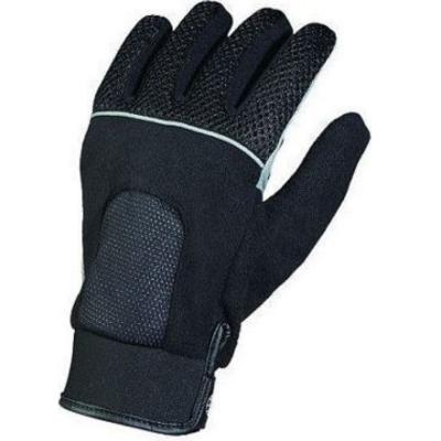 Γάντια 3318 Καλοκαιρινά 3XLNo12 μαύρα WINGER