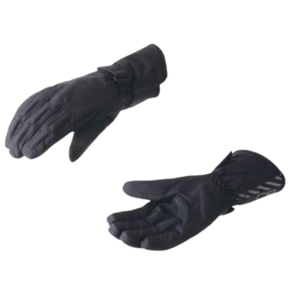 Γάντια JG072 χειμερινά L No 9 μαύρα OJ