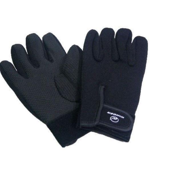 Γάντια 2916 χειμερινά μαύρα...