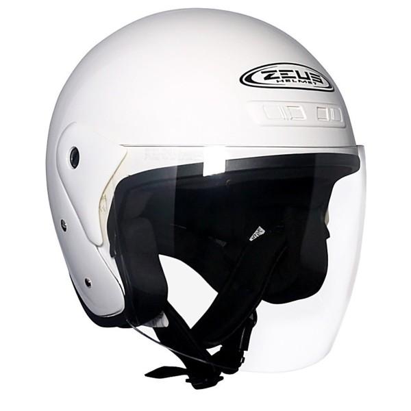 Κράνος L Λευκό ZEUS 506