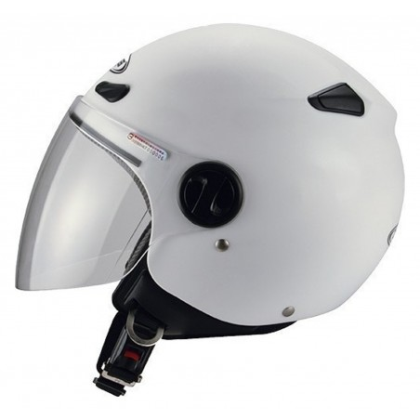 Κράνος L Λευκό ZEU ZS-210B