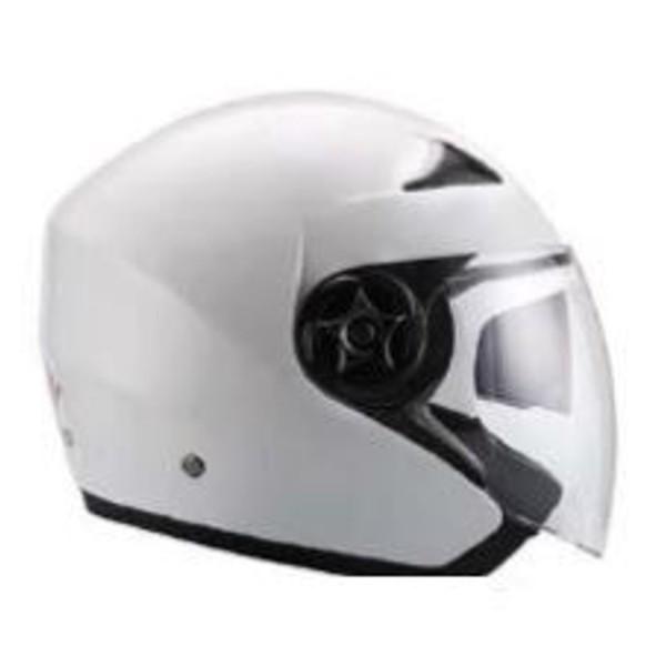 Κράνος L Λευκό FSD 708
