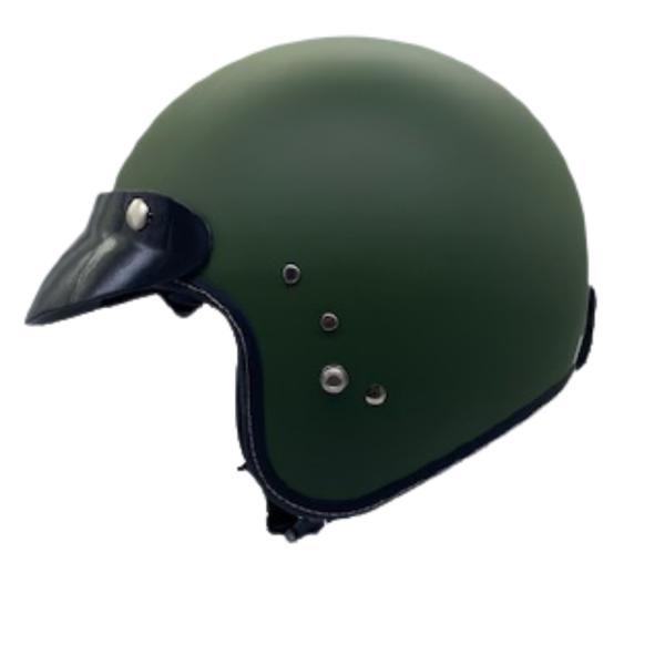 Κράνος 2XL Σκούρο Πράσινο ματ ZEUS 380F