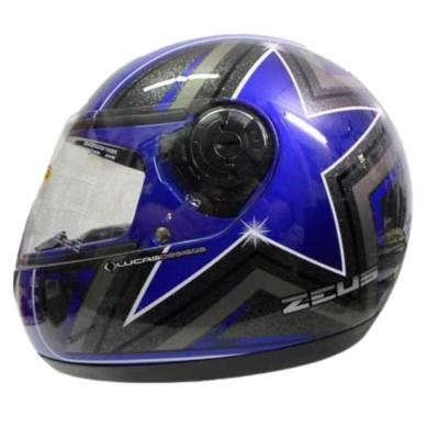 Κράνος S Μπλε ZEUS 805