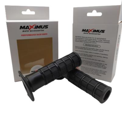 Χειρολαβές τιμονιού Ανοιχτές MAXIMUS Μαύρες MX179