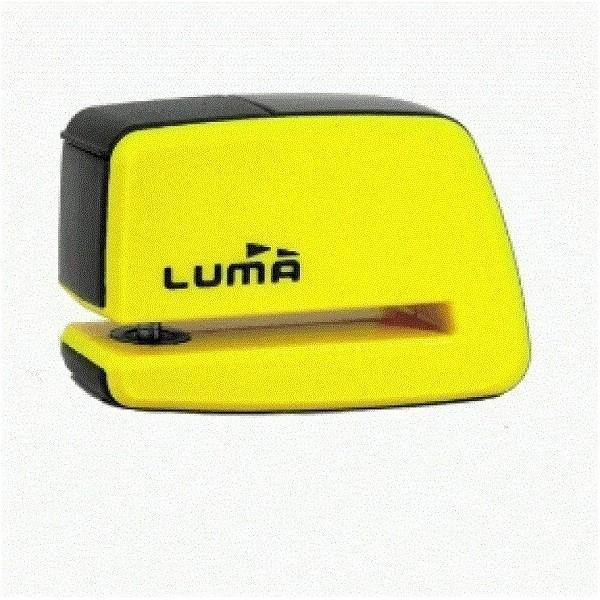 Κλειδαριά δισκόφρενου LUMA ENDURO 91D Κίτρινη