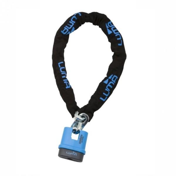 Κλειδαριά με αλυσίδα LUMA ENDURO 48 Μπλε