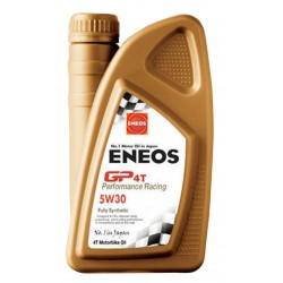 Λάδι ENEOS GP4T PERFORMANCE (ΣΥΝΘΕΤΙΚΌ) RACING 5W-30 1L