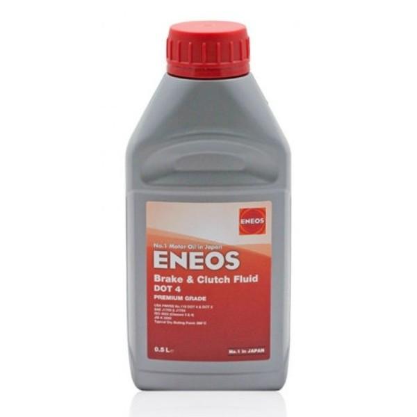 Υγρά φρένων ENEOS DOT 4 500ML