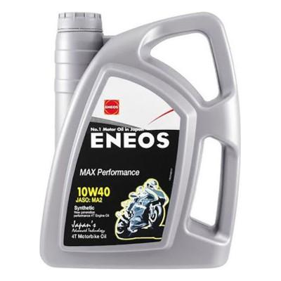 Λάδι 4T ENEOS MAX PERFORMANCE 10W-40 4LT