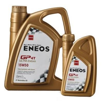 Λάδι 4T ENEOS GP4T ULTRA ENDURO (SYNTHETIC) 15W-50 1LT