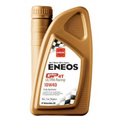 Λάδι 4T ENEOS GP4T ULTRA RACING (SYNTHETIC) 10W-40 1LT