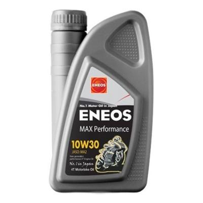 Λάδι 4T ENEOS MAX PERFORMANCE (SYNTHETIC 100%) 10W-30 1LT