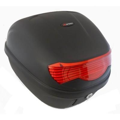 Μπαγκαζιέρα μοτοσυκλέτας XSPEED Μαύρη 29 LT