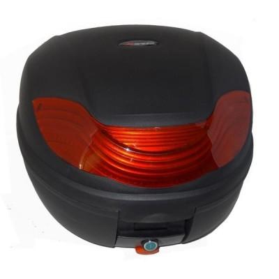 Μπαγκαζιέρα μοτοσυκλέτας XSPEED Μαύρη 32 LT