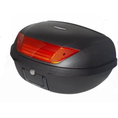 Μπαγκαζιέρα μοτοσυκλέτας XSPEED Μαύρη 52 LT