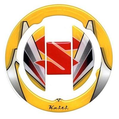 Αυτοκόλλητο τάπα βενζίνης RS013 KEITI